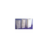 2# DURO WOLF GROCERY WHITE BAG 80023 500/PK