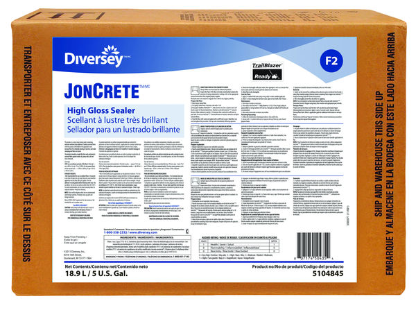 JonCrete Hi Gloss Sealer