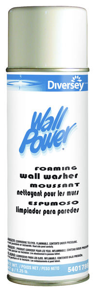 Wall Power Foaming Cleaner 1786