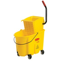7580-88 Mop Bucket Wavebreak