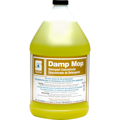 Damp Mop Lemon Floor Cleaner