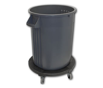 20GAL CONTAINER IMPACT 7723-3 GRAY