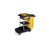 HIGH CAPACITY JANITOR CART RCP 9T72