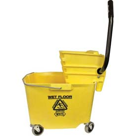 35 Qt Mop Bucket Combo Side Yellow 2635-3Y