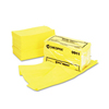 CHI 0911 MASSLINN STRETCH N DUST CLOTH YELLOW 24X24 50/PK 2PK/BX