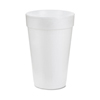 16OZ FOAM CUP DART 16J16 1000/CS