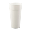 24OZ FOAM CUP DART 24J16 500/CS