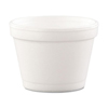 4OZ FOAM FOOD BOWL DART 4J6