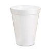 8OZ FOAM CUP DART 8J8 1000/CS