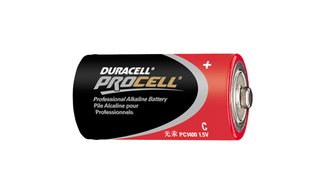 C Duracell Battery 12 Pack