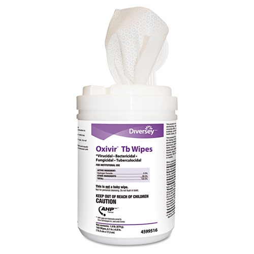 Oxivir Disinfectant Wipes