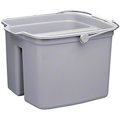 16 Qt Double Pail Bucket 5516
