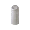21GAL BULLET CONTAINER BROWN IMPACT 8870-4