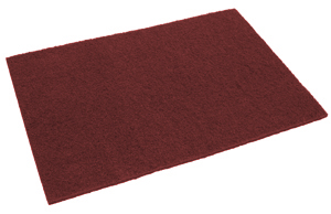 14x20 Americo Maroon Surface Preparation Pad