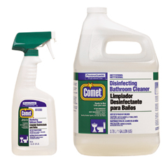 Comet Disinfectant Bathroom Cleaner 01106