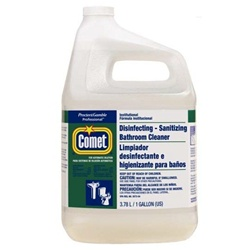 Comet Bathroom Cleaner 01108 1 Gallon