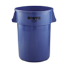 44 GAL CONTAINER RCP 2643 BLUE