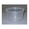 16OZ CLEAR DELI CONTAINER PP D16CX 500/CS