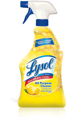 Lysol 4-1 Disinfectant All Purpose Cleaner