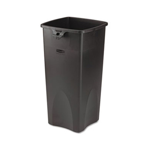 23 GAL UNTOUCHABLE SQUARE CONTAINER RCP 3569