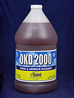 OKD 2000 Oven & Grill Degreaser