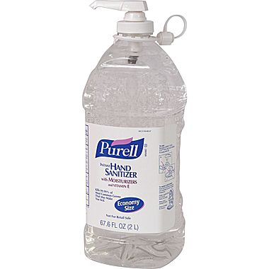 Gojo 9625-04 Purell Advanced Instant Hand Sanitizer (Pump)