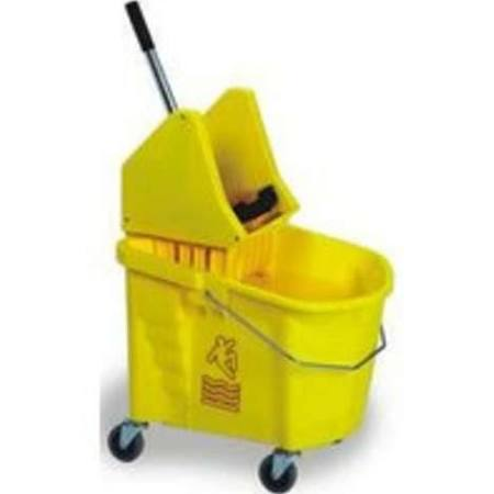35 Qt Mop Bucket Down Press Continental 335-37YW